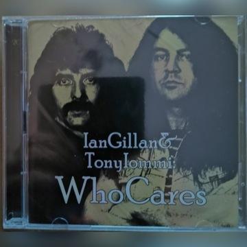 Płyta CD IanGillan&TonyIommi