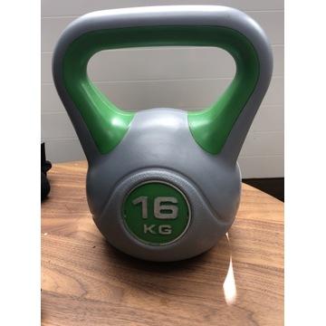Hantla Kettlebell 16 kg / York Fitness