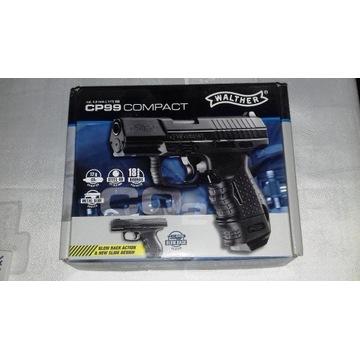 Pistolet wiatrówka Walther CP99 Compact 4.5 mm CO2