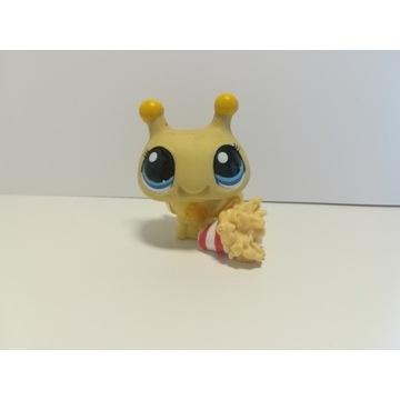 Figurki lps kolekcjonerskie Little pet shop owad