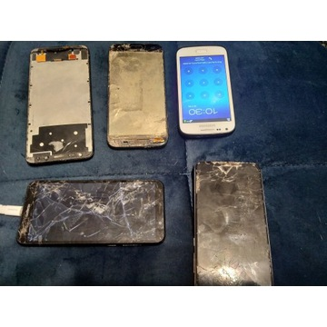 Licytacja 5 różnych smartfonów Okazja Od 40zł A5