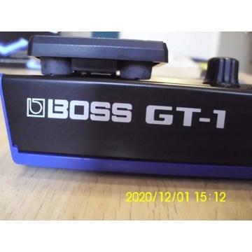 Boss GT-1   multiefekt  - kwiecień 2020 -   OKAZJA