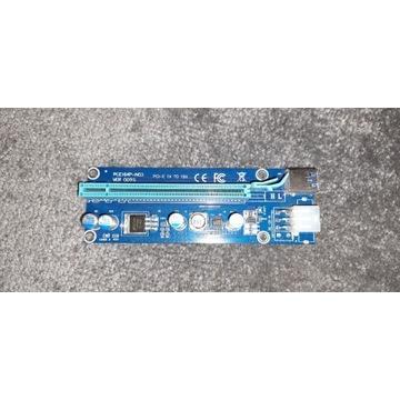 Riser 1x -> 16x PCIE 009S