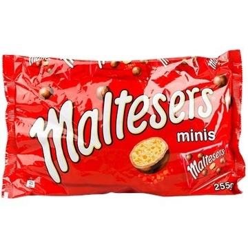 Mini Maltesers 255 gramów