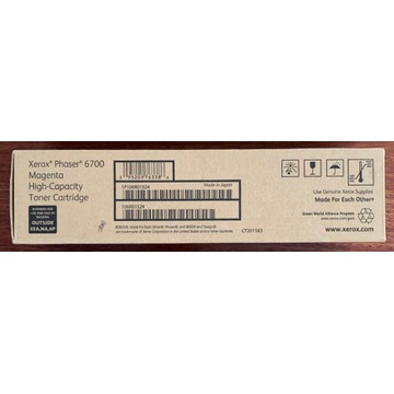 TONER XEROX PHASER 6700 magenta czerwon 106R01524
