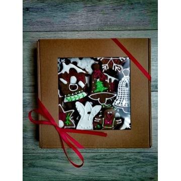 Pierniki pierniczki świąteczne pudełko 15 sztuk