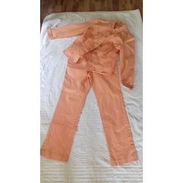 BETTY BARCLAY żakiet + spodnie roz.42