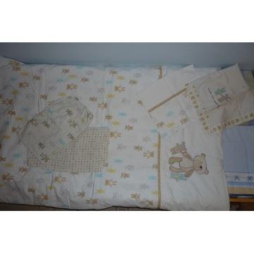 Pościel,kołdra,poduszka,prześcieradła Mother Care