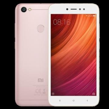 Xiaomi Redmi Note 5A Prime Rose Gold czytnik linii
