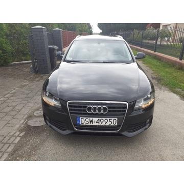 Audi A4 B8 Avant * skóra * drl * Navi 3G *