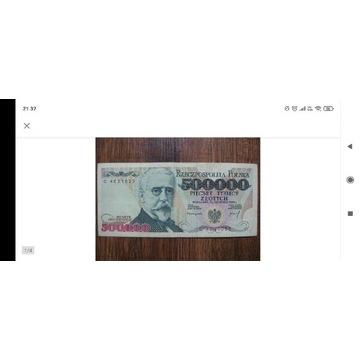 Sprzedam 500000 zł