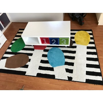 Dywan do pokoju dziecięcego IKEA 133/193