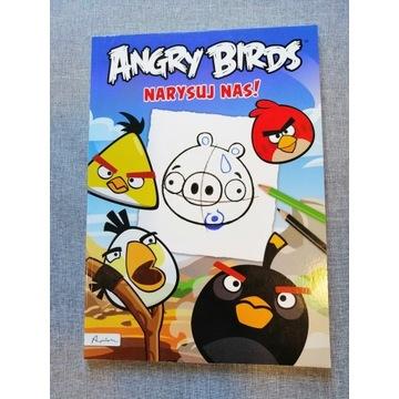 Angry Birds wielka księga gier,zabaw,bazgrołów....
