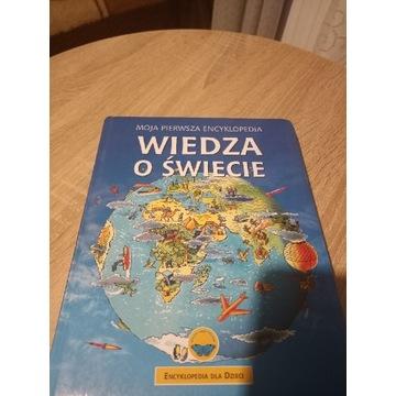 Książka wiedza o świecie