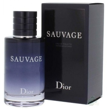 Dior Sauvage woda toaletowa 100 ml nowe folia