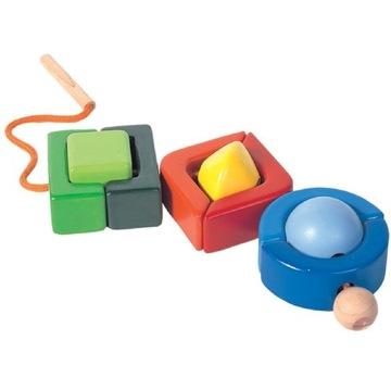 Plan Toys, Geometryczna nawlekanka