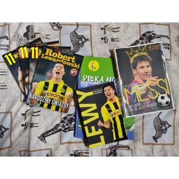 Książki Piłkarskie Zestaw