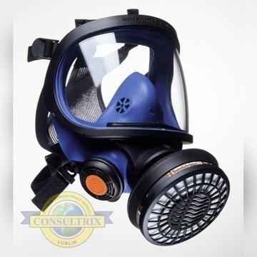 Maska pełnotwarzowa Sundstrom SR200