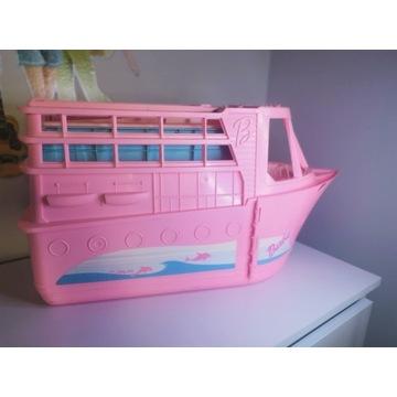 Statek Jacht barbie