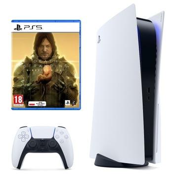 Konsola PS5 PlayStation 5 Napęd + GRA - KATOWICE