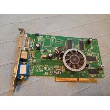 Karta graficzna Radeon 9550 128 MB V/D/VO