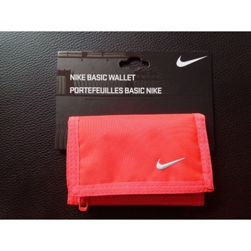 Portfel Nike Basic N.IA.08.693.NS, oryginał, NOWY