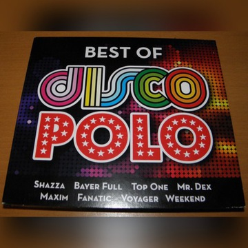 BEST OF DISCO POLO 2CD