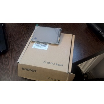 Wyświetalacz dotyk Raspberry PI Kuman 3.5inch 320