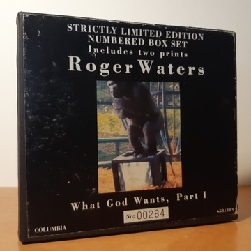 Roger Waters – What God Wants, Part 1 Limited Box!