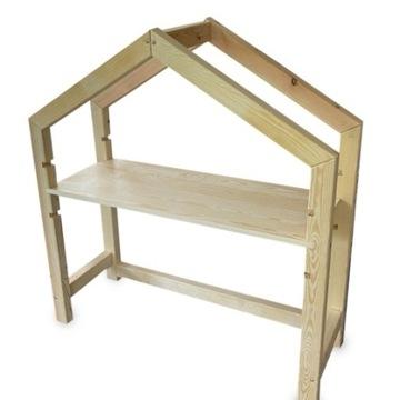 Biurko dla dziecka typu domek