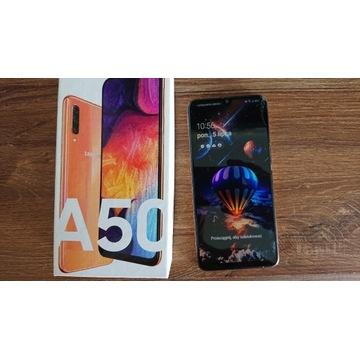 Samsung galaxy A50 uszkodzony