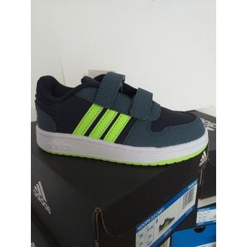Buty adidas Hoops rozmiar 24