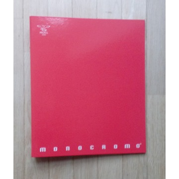 Segregator A4/4 w kolorze czerwonym