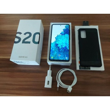 Samsung Galaxy S20FE 5G Gratis etui