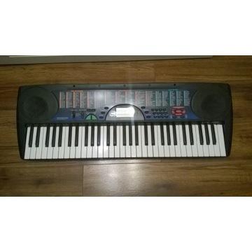 Keyboard CASIO CTK-495 + zasilacz