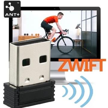 CYCPLUS czujnik USB, adapter, ANT+ Zwift Wahoo