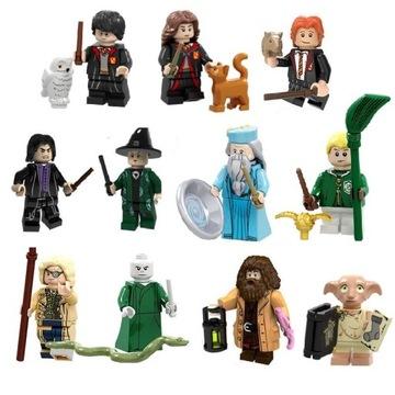 11x figurki Harry Potter 24h