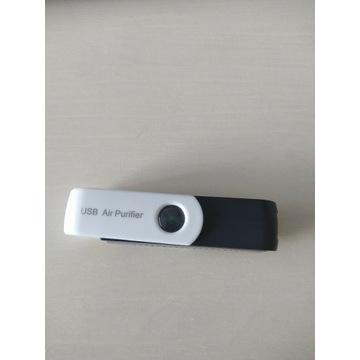 USB Air Purifier jonizator do samochodu