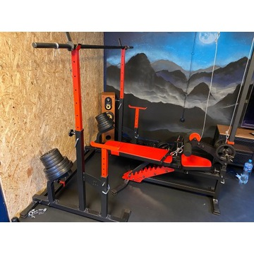 Wyposażenie siłowni Marbo Semi-Pro