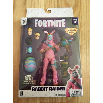 Figurka Fortnite Rabbit Raider Legendary Series
