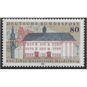 RFN 600 lat uniwersytetu w Heidelbergu