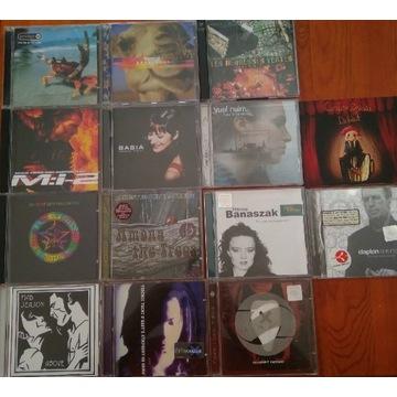 Zestaw 14 CD, Clapton, Prodigy, Mad Season...