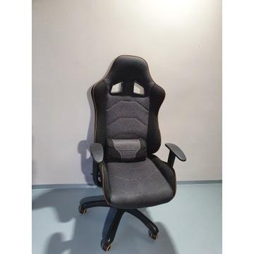 Fotel gamingowy z materiału/tkaniny EVOLVE GAMING