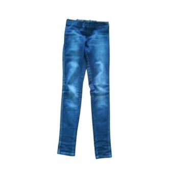 Jegginsy leginsy jeansy gina tricot xs/34