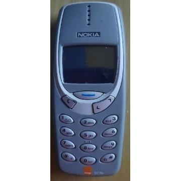 Nokia 3310 uszkodzona