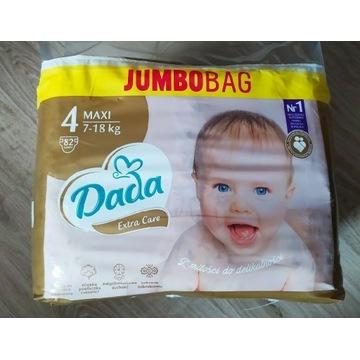 Pieluchy Dada extra care maxi 4 82 szt