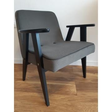 Fotel Chierowski 366 PRL vintage