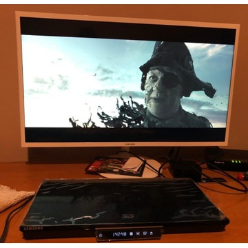 Monitor Samsung S32F351FUU 100% sprawny