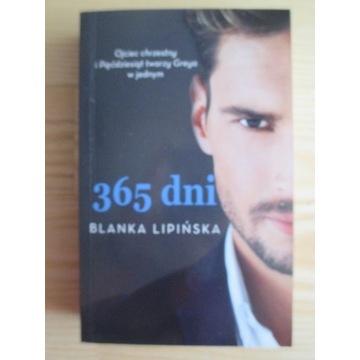 Książka 365 DNI - B. Lipińska