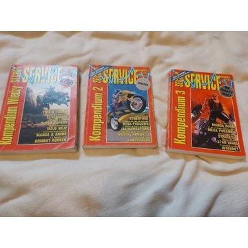 Secret Service Kompendium Wiedzy 1+2+3